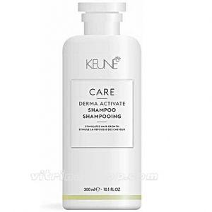 KEUNE Шампунь против выпадения волос / CARE Derma Activate Shampoo, 300 мл. (21304) Кёне