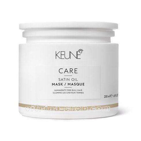 KEUNE Маска Шелковый уход / CARE Satin Oil Mask, 200 мл. (21316) Кёне