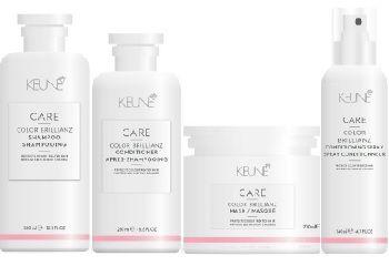 CARE COLOR BRILLIANZ RANGE / Для окрашенных волос