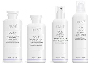 CARE ABSOLUTE VOLUME RANGE / Объем для тонких и нормальных волос