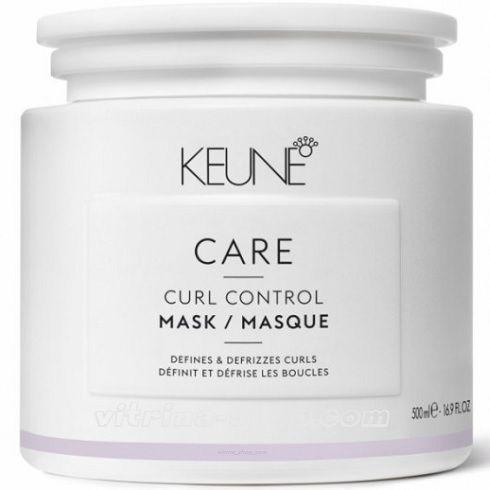 KEUNE Маска Уход за локонами / CARE Curl Control Mask, 500 мл, (21371) Кёне