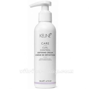 KEUNE Крем Уход за локонами / CARE Curl Control Defining Cream, 140 мл. (21372) Кёне