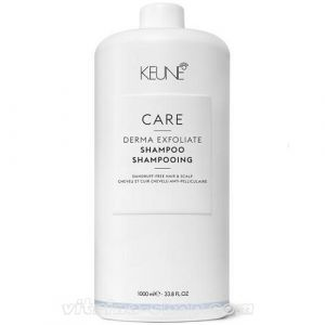KEUNE Шампунь отшелушивающий / CARE Derma Exfoliate Shampoo, 1000 мл. (21302) Кёне