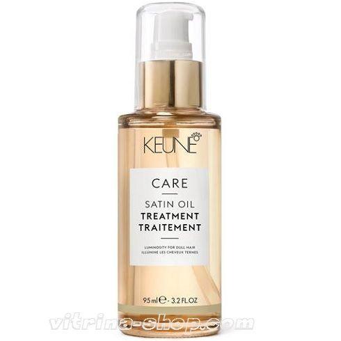 KEUNE Масло для волос Шелковый уход / CARE Satin Oil - Oil Treatment, 95 мл. (21315) Кёне