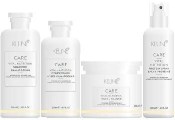 CARE VITAL NUTRITION RANGE / Для сухих и поврежденных волос