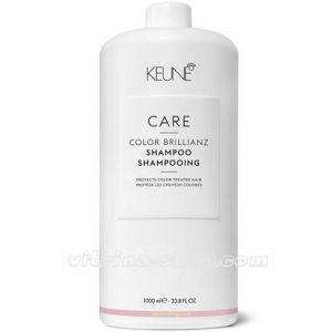 KEUNE Шампунь яркость цвета / CARE Color Brillianz Shampoo, 1000 мл. (21337) Кёне