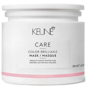 KEUNE Маска Яркость цвета / CARE Color Brillianz Mask, 200 мл. (21341) Кёне