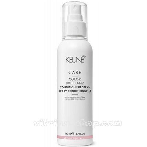 KEUNE Кондиционер-спрей Яркость цвета / CARE Color Brillianz Condi Spray, 140 мл. (21343) Кёне