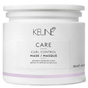 KEUNE Маска Уход за локонами / CARE Curl Control Mask, 200 мл, (21370) Кёне